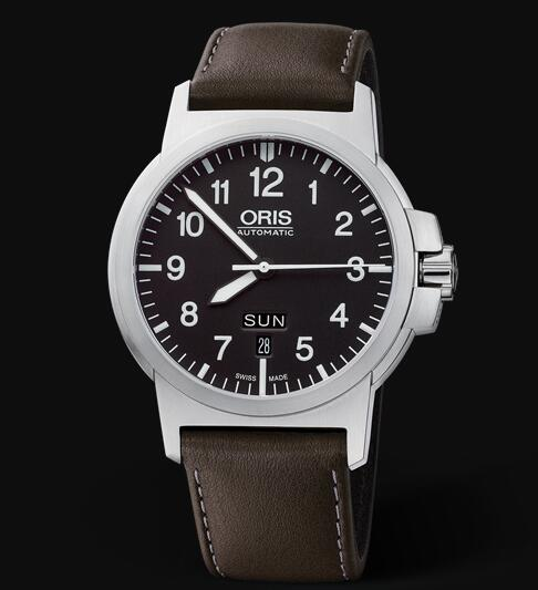 Oris Bc3 Advanced Day Date 42mm Replica Watch 01 735 7641 4164-07 5 22 55